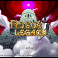 'Rogue Legacy' is 2D 'Dark Souls'