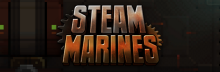 Steam Marines Title
