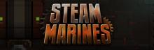 Steam Marines Title