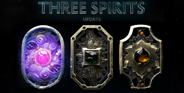 Three Spirits Update