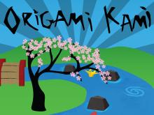Origami Kami Poster