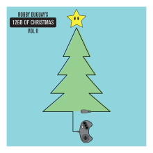 Robby Duguay - 12GB of Christmas Vol. 2 - cover