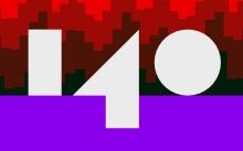 140-logo
