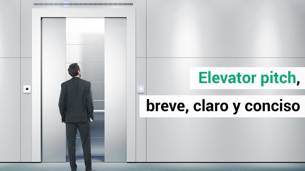 elavator pitch